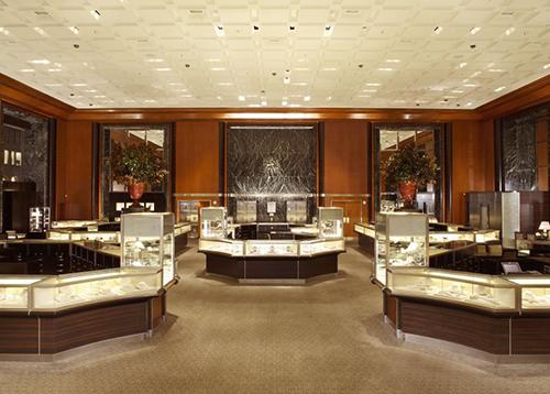 防弹玻璃应用于珠宝店