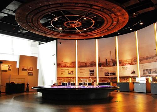 防弹玻璃应用于博物馆