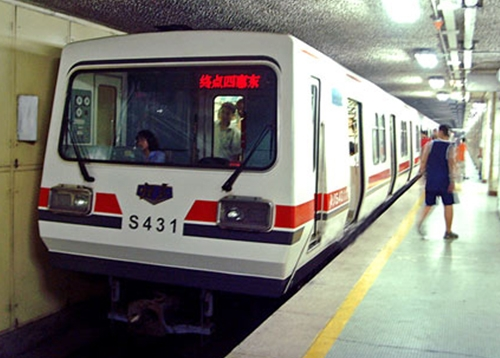 北京地铁1号线