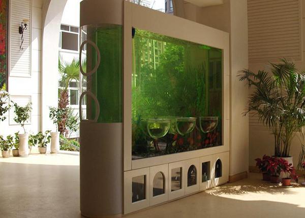 负压鱼缸玻璃