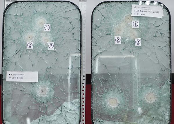 防79式狙击步枪防弹玻璃