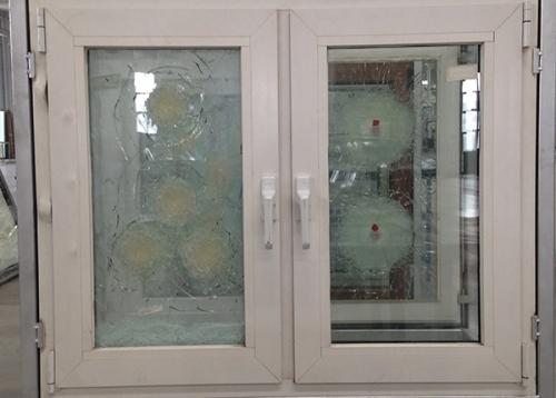防步枪防弹玻璃